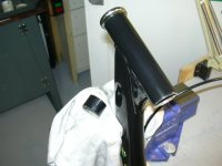 Shortened headtube