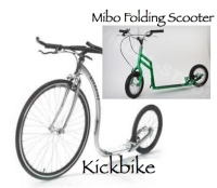 Kickbike and Mibo