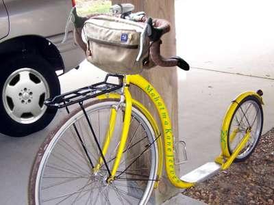 MKJ footbike